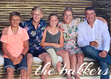 The Bakkers family - Wedgeview Country House & Spa