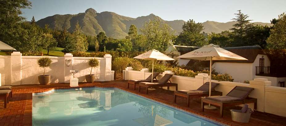 De Kloof Luxury Estate Boutique Hotel & Villa – Swellendam