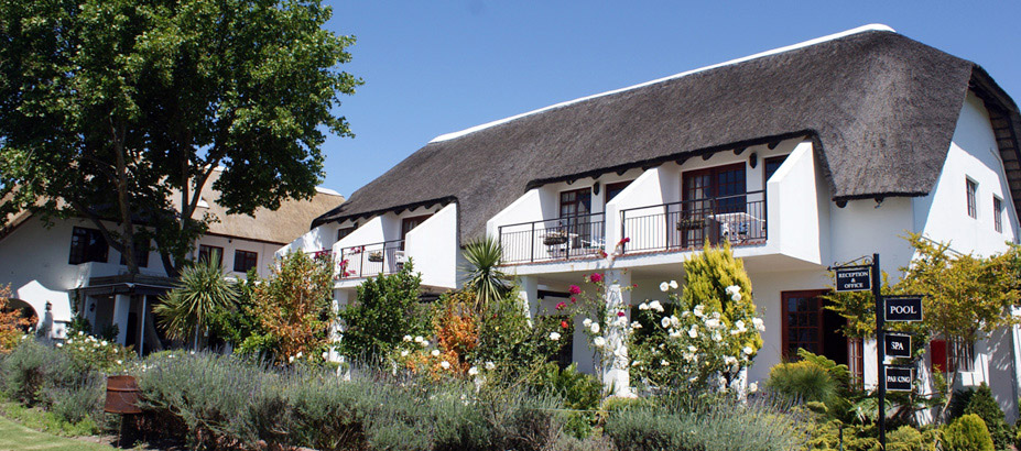 WedgeView Country House & Spa – Stellenbosch